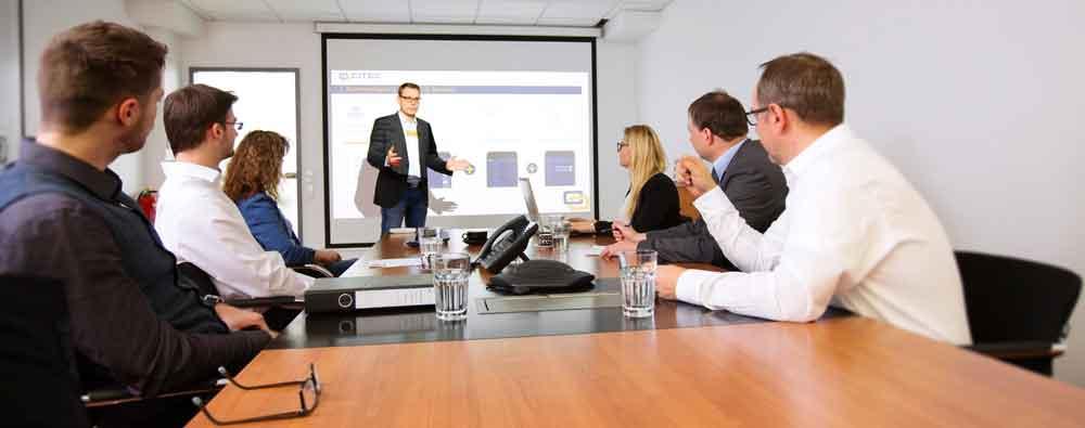 Training Admin und Anwender