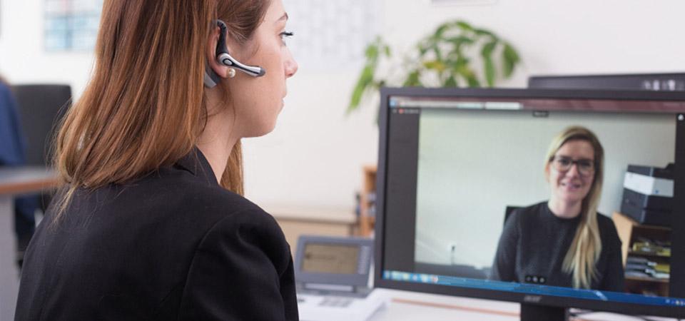Unified Communications perfektioniert Ihre Zusammenarbeit