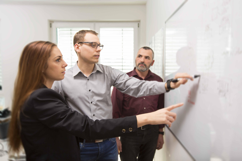 Planen und konstruieren als IT-Systemkaufmann (m/w)