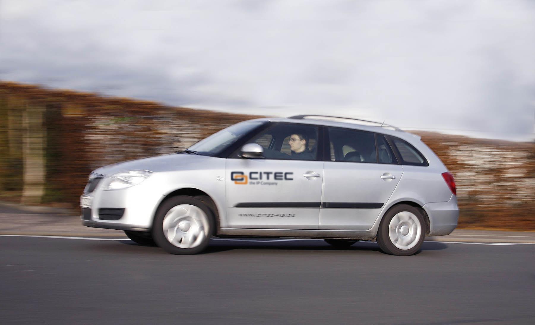 Service vor Ort der C+ITEC AG
